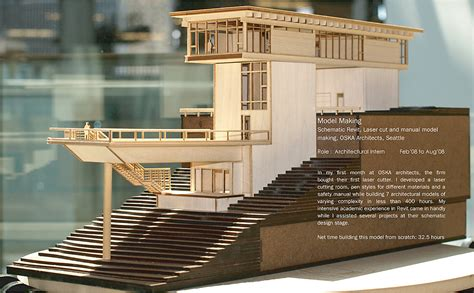 Best Architecture Firms by Model Making Varun Thautam Archinect