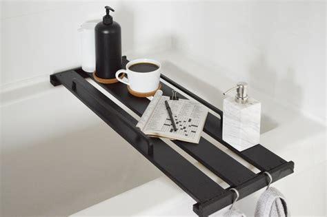 bathtub tray ikea diy badewannenablage bathtub tray ikea hack hejne shelf