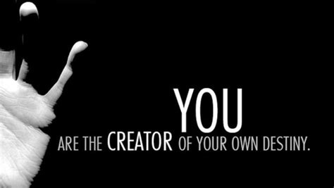 You Are The Creator Of Your Own Destiny Essay by You Are The Creator Of Your Own Destiny Steemit