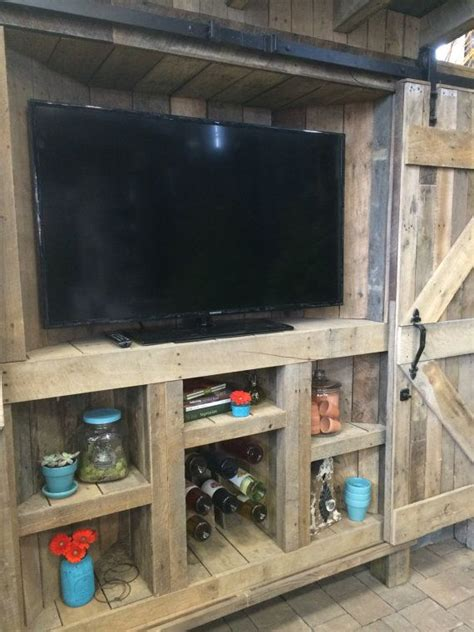 rustic outdoor tv cabinet the 25 best outdoor tv stand ideas on