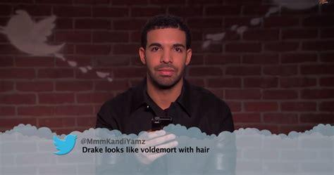 twitter drake watch drake iggy azalea and ed sheeran read mean tweets