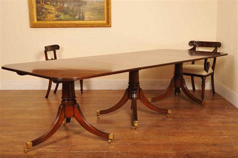 Regency Dining Table And Chairs Regency Pedestal Dining Table Chairs Set Suite Diner