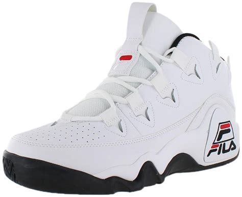 mens fila sneakers fila the 95 grant hill s retro basketball sneakers