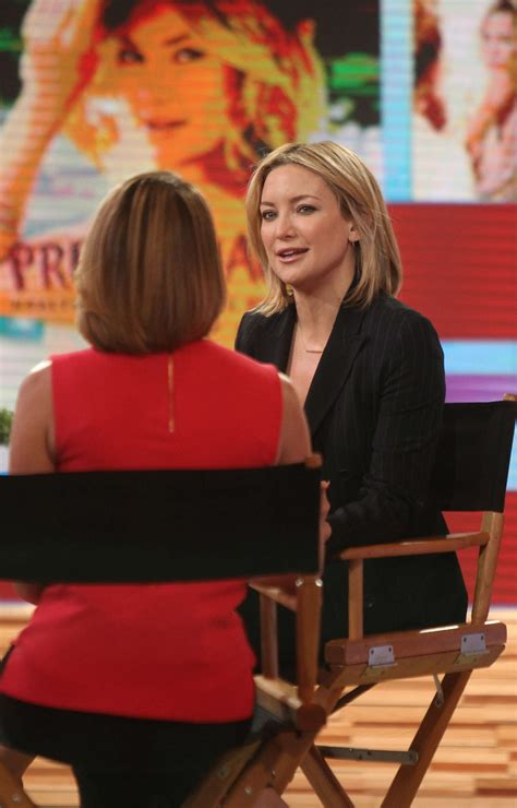 how to see morning america in new york kate hudson morning america 14 gotceleb