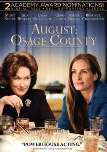 Osage County Records August Osage County Is An Ensemble Spacial Anomaly