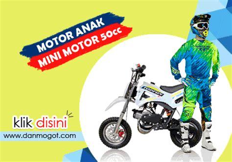 Promo Motor Gp 50cc Gratis Ongkir Khusus Jawa Sumatra Bali jual mini trail 50cc dan sparepart terbaru bergaransi