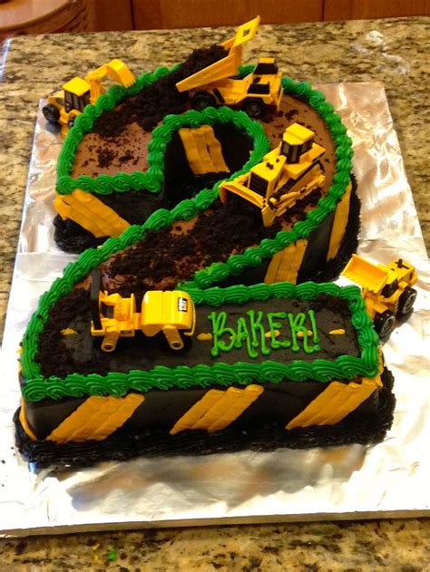 construction themed  birthday cake birthday ideas pinterest construction birthday cakes