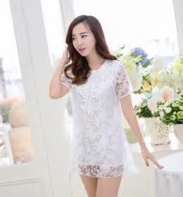 Dress Cantik Import Bagus Murah Ds157 dress korea motif houndstooth import model terbaru
