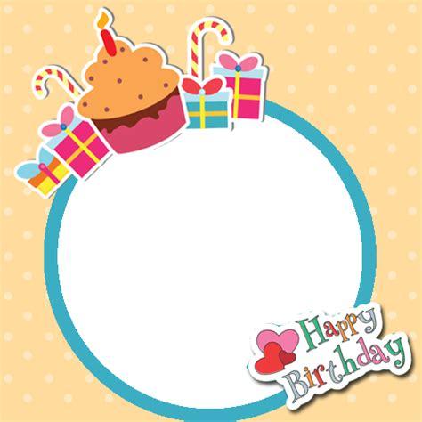 Birthday Card Frames Free Happy Birthday Frames Photo Frames Birthday Greeting Cards