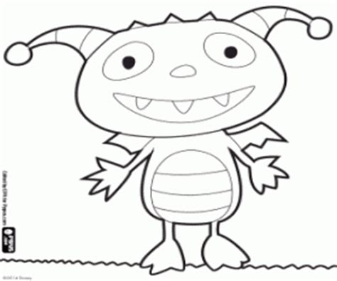 henry hugglemonster coloring pages printable games