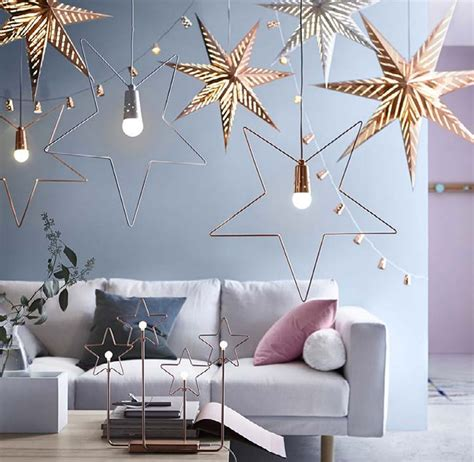 ikea christmas decorations ikea s new collection will get you pumped for brit co