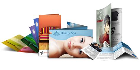 design flyers and brochures the fundamentals of brochure design uprinting com