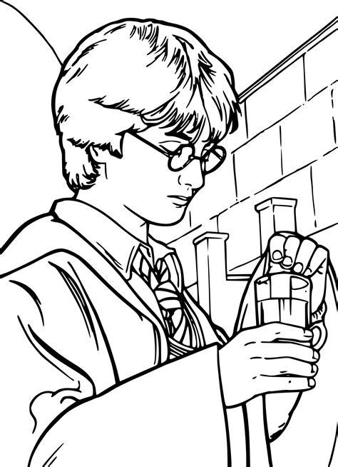 Coloriage Harry Potter Dessin 224 Imprimer Sur Coloriages Info Dessin De Pokemon A Imprimer L