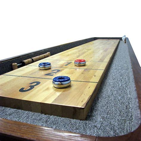 table top bar games shuffleboard table game set
