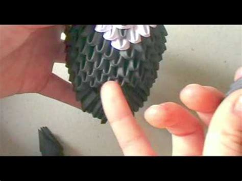 3d Origami And Groom Tutorial - 3d origami timelapse groom