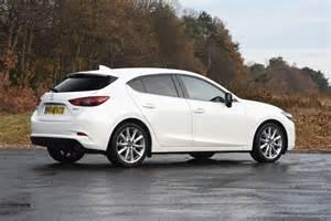 Renault Megane Vs Mazda 3 Mazda 3 Vs Renault Megane Pictures Auto Express