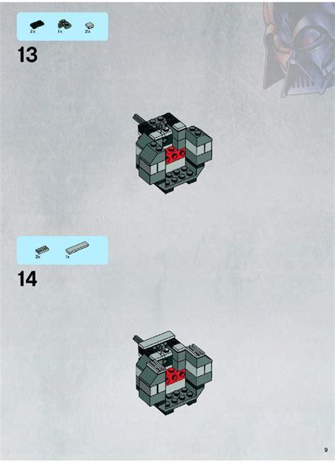 lego tie defender 8087 wars
