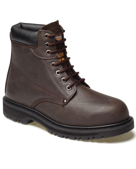 Sepatu Safety Timberland Original dickies cleaveland safety boots delf co