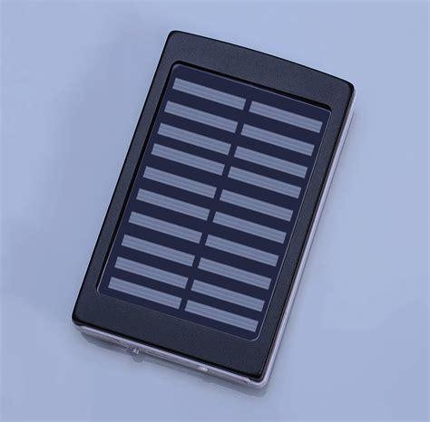 Power Bank Panel Surya power bank diy tenaga solar dengan lu led blue jakartanotebook