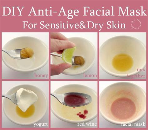 diy anti aging wine mask helen helz nguyen 1