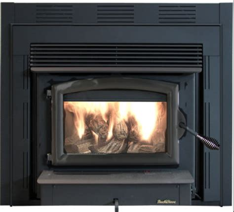 masonry fireplace insert buck 74zc non catalytic stove by obadiah s woodstoves