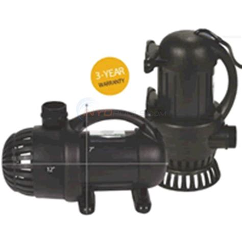 aquascape pond pumps aquascape aquasurge 3000 gph pond pump 91018 inyopools com