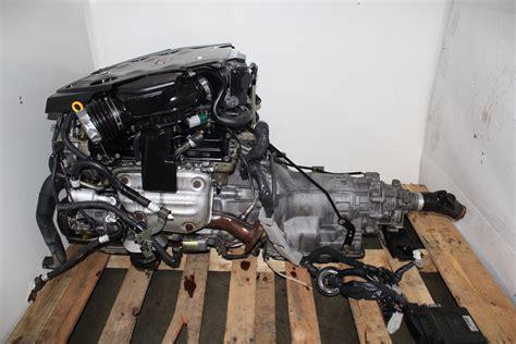 fairlady z engine jdm nissan 350z fairlady z engine a t trans ecu vq35 3