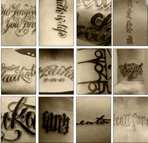 tattoo letter design letter designs