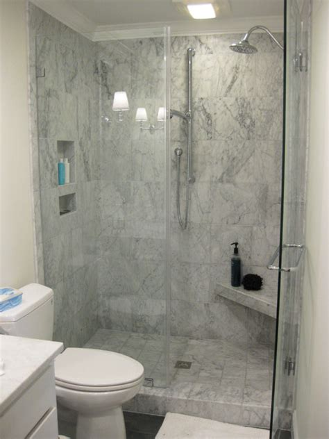 Marble Bathroom Showers Marble Tile Shower With Slate Floor Traditional Bathroom Charleston By Sea Island