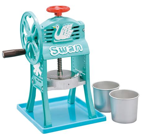Mesin Es Serut swan manual shaver small altantic machine kakigori maker buy shaver manual