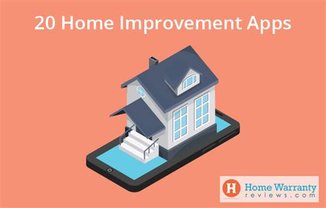 20 home improvement apps to use in 2018