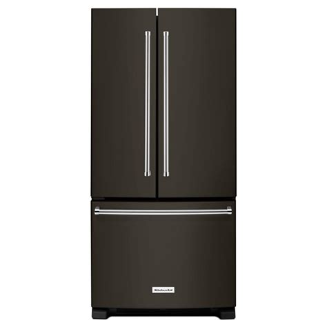 33 door refrigerator kitchenaid 33 in w 22 1 cu ft door refrigerator