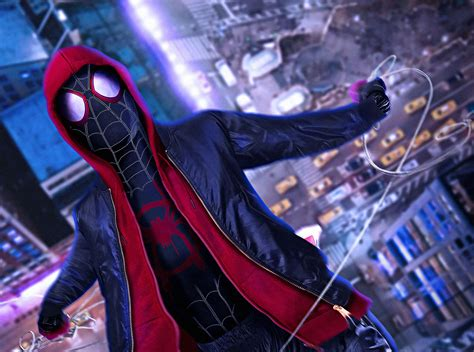 spiderman   spider verse  cosplay hd movies  wallpapers images backgrounds