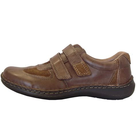 casual mens shoes rieker severin 01064 27 mens casual wide fitting brown