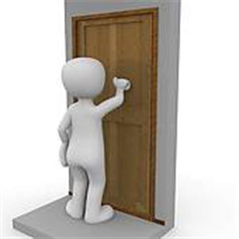 Knocking On Door Clipart door knock stock illustrations gograph