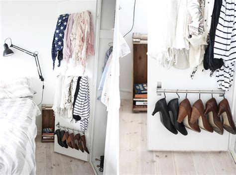 ikea hack  easy shoe storage  closet organization