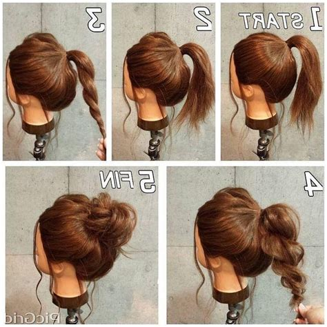 who dose updo styles in st pete 15 ideas of medium long updos hairstyles