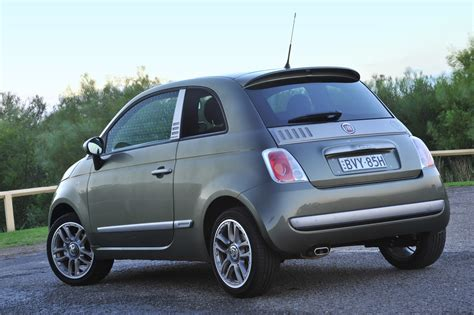 fiat 500 price australia 2011 fiat 500 diesel on sale in australia but it s not