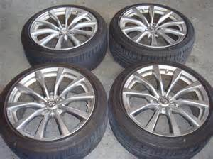 Tires For Infiniti G37 Fs Infiniti G37 Wheels Rims And Tires 1400 Shipped Obo