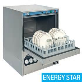 Small Commercial Dishwasher Undercounter Moyer Diebel 351ht 70 Rise 1ph Undercounter Dishwasher