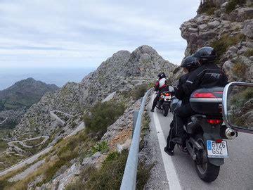 Motorradfahren Mallorca motorradtouren mallorca buchen individuell und preiswert