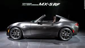 Mazda mx 5 rf cool cars from the new york auto show cnnmoney