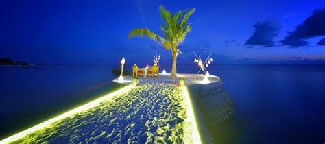 Luxury Design by Romantic Dinner In Maldives Luxury Dinners In Maldives