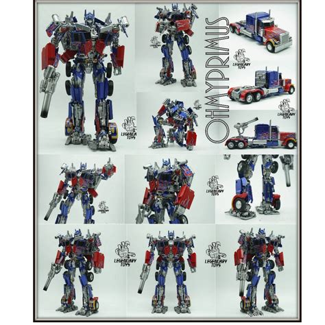 Kaos Tranformer Optimus Prime 02 legendary toys legendarytoys lt02 lt 02 optimus prime ko transformers mpm 4 masterpiece