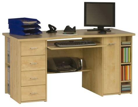 Tesco Computer Desks Buy Maja Banbury Maple Computer Desk From Our Office Desks Tables Range Tesco