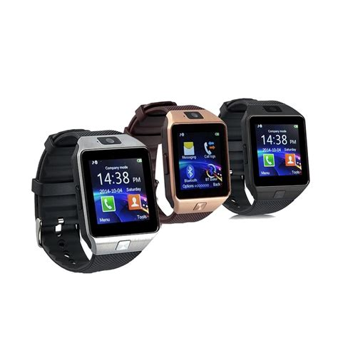 dz09 fg simcard call sms bt smartwatch shopee malaysia