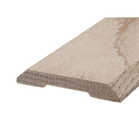 Frost King E O 2 1 2 In X 36 In Saddle Threshold For Interior Door Thresholds