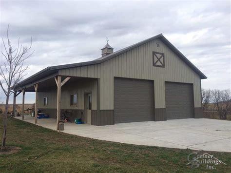 gb jake metal garage buildings pole barn house