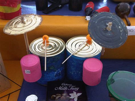 trompeta de reciclaje materiales de reciclaje para hacer una trompeta materiales