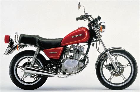 Suzuki Bike Parts Suzuki Gn125 Custom Parts And Customer Reviews